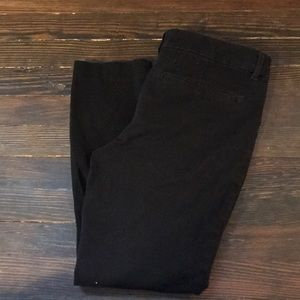 Old Navy Pixie Ankle Pants Size 8 in Black
